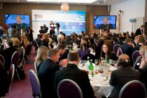 "6th Davos Ukrainian Lunch ""Presidential elections: Quo vadis, Ukraine?"""
