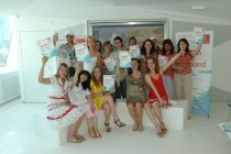 "Awarding of winners of ""Art-Summer in Venice with PinchukArtCentre"" Quiz Program"