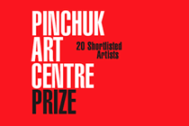 Works from the exhibition of the 20 shortlisted artists for the PinchukArtCentre Prize 2011