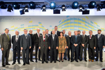 "9th Davos Ukrainian Lunch ""Ukraine: East or West – The Wrong Dilemma?"""