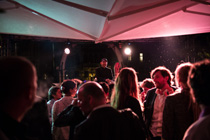 Party on the occasion of the opening of Future Generation Art Prize @ Venice Exhibition 2013