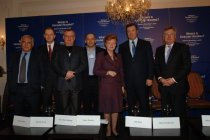 The 3rd Ukrainian Lunch in Davos
