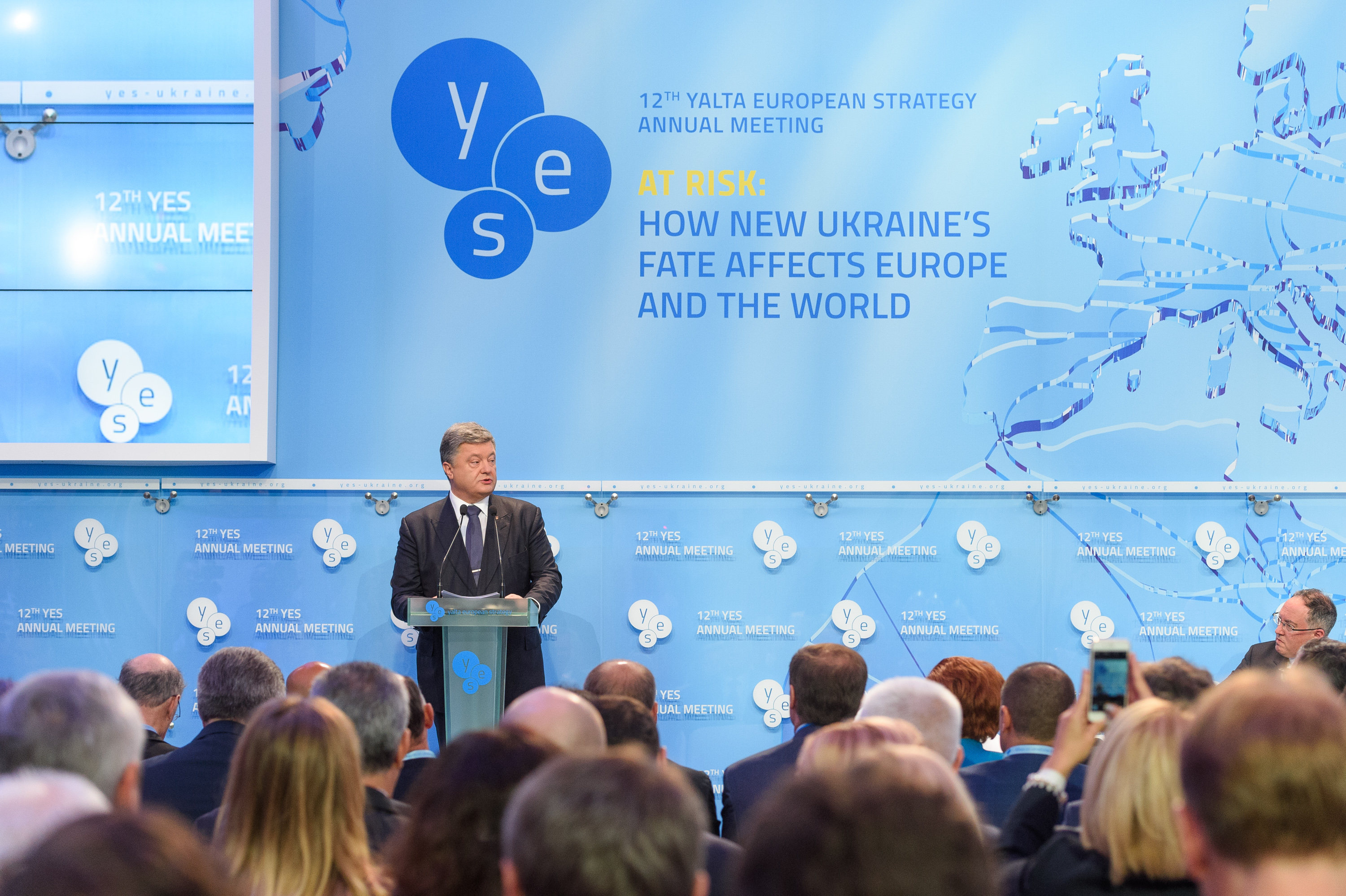 12th Yalta European Strategy Annual Meeting