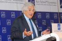 Lecture «Ukraine in the four speed world» by James Wolfensohn. October 08 2007