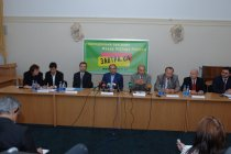 "Launch of the all-Ukrainian scholarship program ""Zavtra (Tomorrow).UA"""