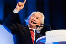 Public lecture by Michio Kaku on Physics of the Future