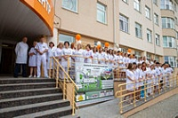 35th Cradles of Hope Neonatal Centre in Lutsk