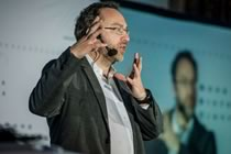 Public Lecture featuring Jimmy Wales, founder of the Wikipedia