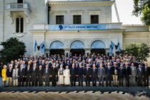 First day of the 9th Yalta Annual Meeting of YES, sessions 1 - 3