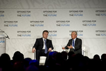 "8th Davos Ukrainian Lunch: ""Options for the Future"""