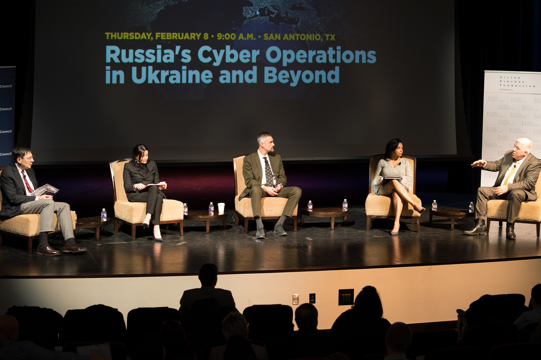 "Conference ""Russia's Cyber Operations in Ukraine and Beyond"""