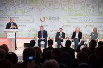 7th Philanthropic Roundtable organized by the Victor Pinchuk Foundation in Davos