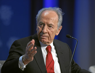Shimon Peres Lecture