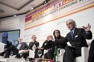 Davos Philanthropic Roundtable Participants